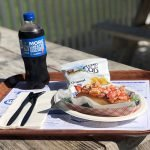 Seafood Sam's Sandwich