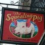 Squealing Pig