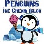 Penguins Ice Cream Igloo