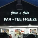 Steve & Sue's Par-Tee Freeze/Lightning Falls Adventure