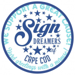 Sign Dreamers of Cape Cod